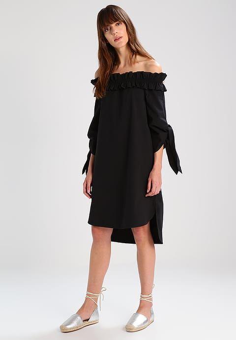 CIRCOCENTRO - Sukienka letnia - black