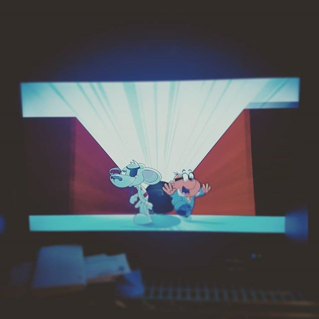 Yes, I thought I was never going to be able to see the new series! Thank you Netflix! #dangermouse