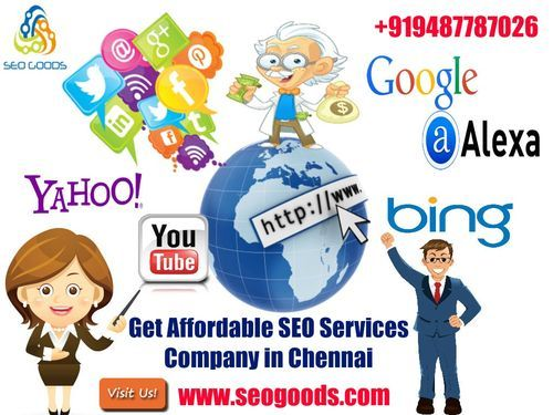 #Get Affordable SEO Services Company in Chennai