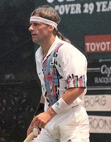 Björn Borg, former #1 tennis champion (winning 11 Grand Slams) was born in Södertälje and lives in Stockholm.
