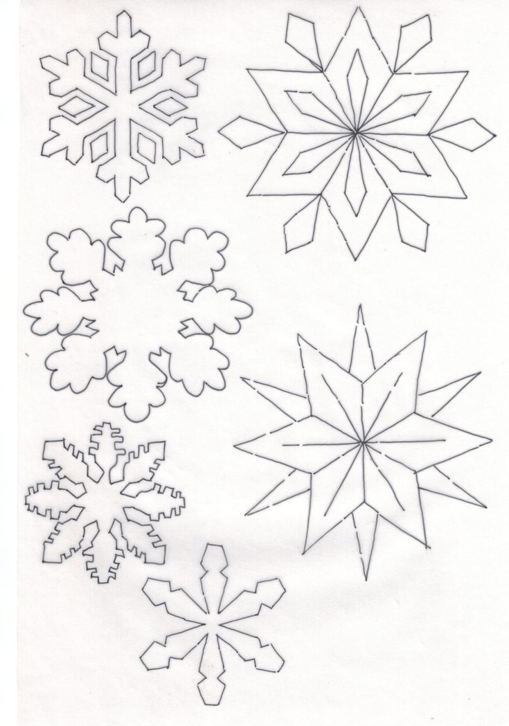 52 best images about snowflake on Pinterest Snowflakes, El paso and Template