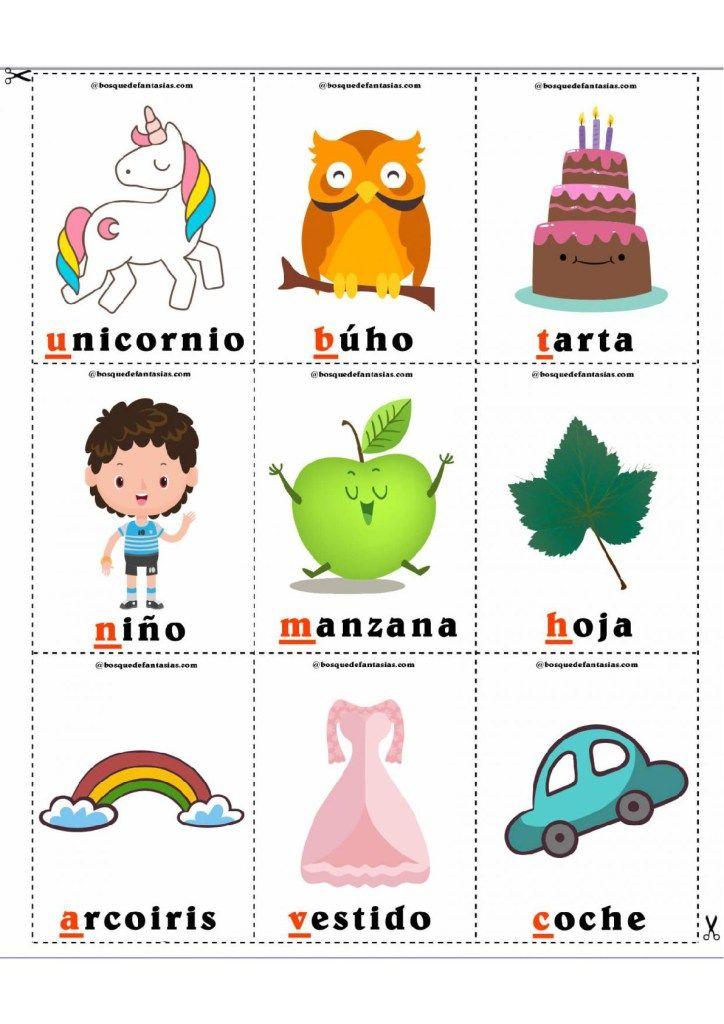 Loteria De Palabras 006 Imagenes Educativas Early Childhood Classrooms Childrens Education Childhood