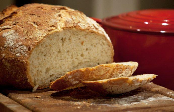 Verdens bedste brød - grydebrød
