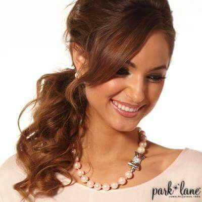 Kate Earrings and Necklace