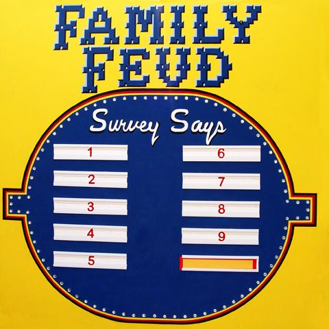 Best 25+ Family feud game questions ideas on Pinterest Play - family feud power point template