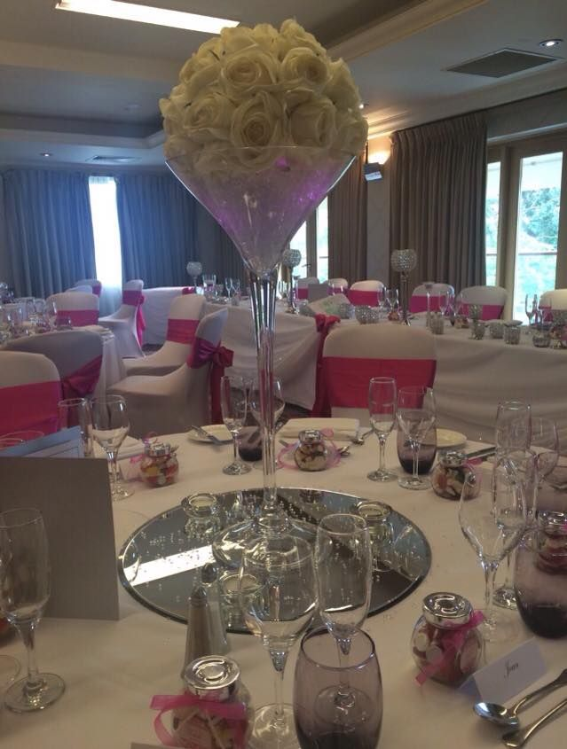 Our Verandah suite beautifully dressed for last weekends wedding. #wedding #decoration #knutsford #cheshire