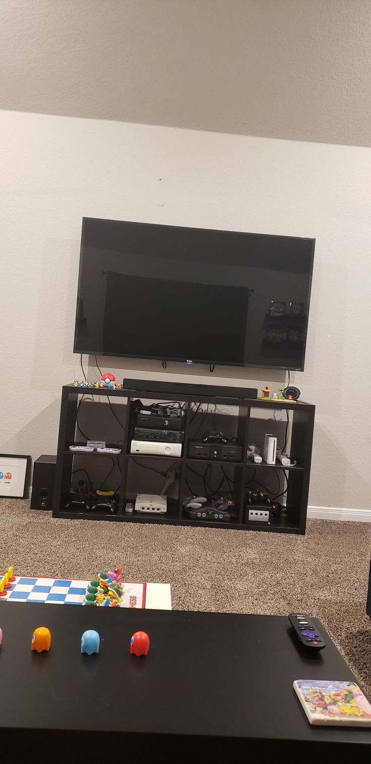 We've all been spending a lot of time indoors recently; Nintendo gameroom | Game room, Nintendo, Electronic products