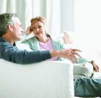 ADHD relationship advice, communication tips, and financial strategies to help your marriage to a spouse with adult attention deficit.