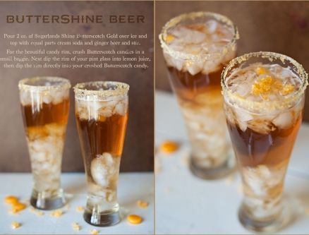 Drinks To Make With Butterscotch Moonshine
