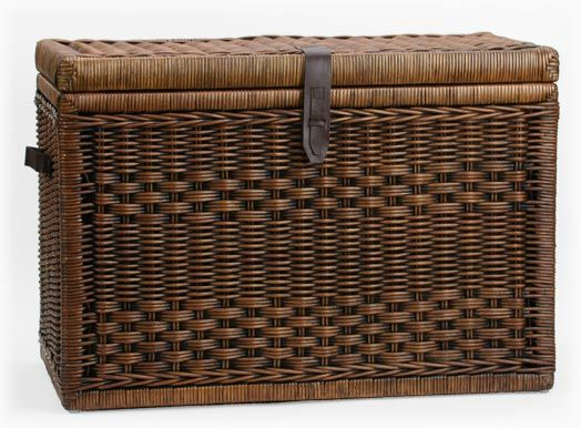 Will be using my late grandfather's vintage rattan trunk to display the table place cards (looks similar to this). It'll be propped open with the cards hanging from rows of fishing wire strung end to end inside the top.