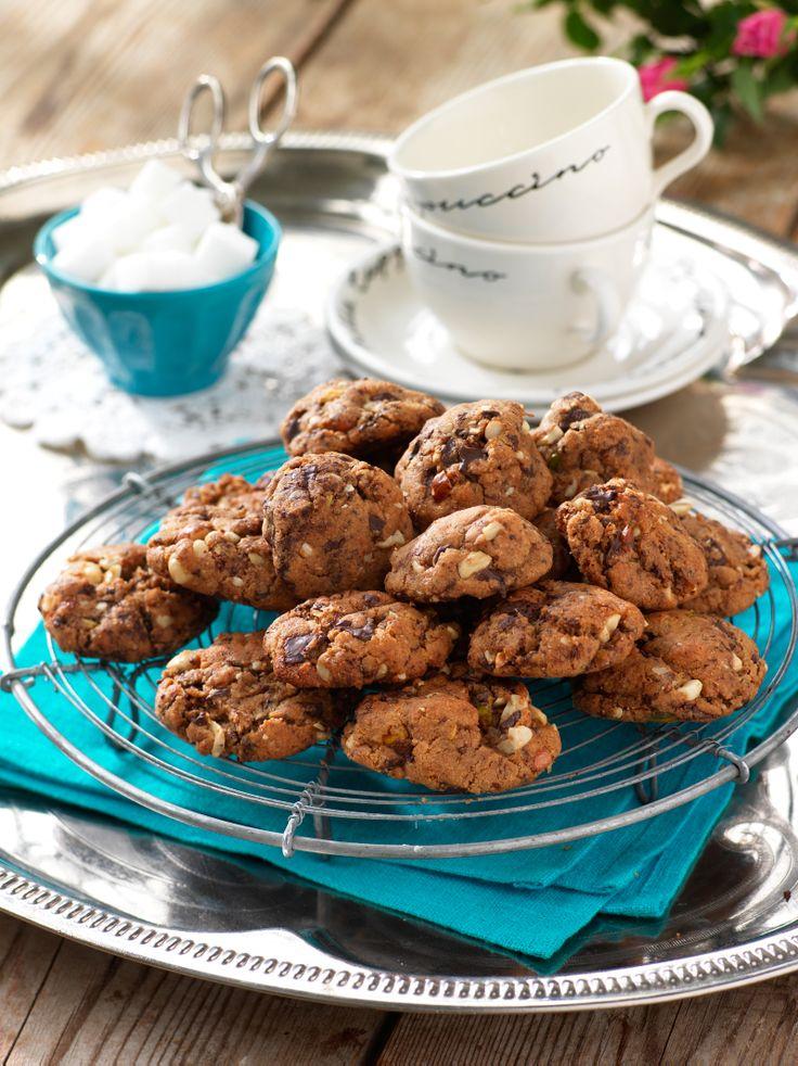 Ett oslagbart recept! Jordnötssmör är normalt glutenfritt, men läs på ingredienslistan på burken. (ICA:s variant kan innehålla gluten)