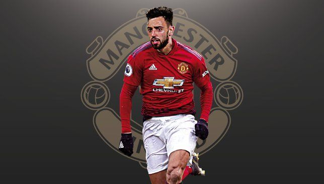 Bruno Fernandes The Man To Solve Man United's Midfield
