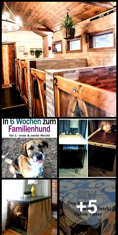 DIY Dog Kennel Table Top Diy dog kennel, Luxury dog