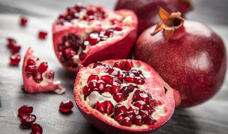 Das Rezept | Zauber von Granatapfel, Vanille und Schokolade
