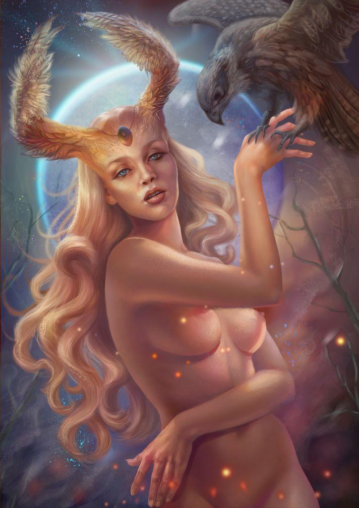 be a sex goddess