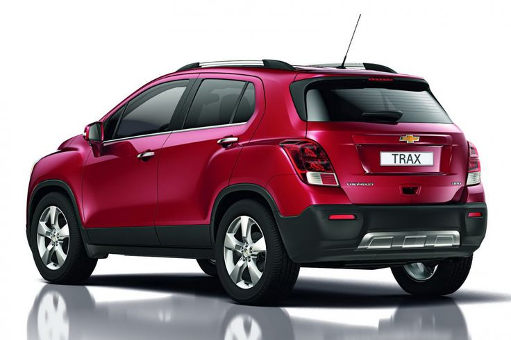 American Automaker Chevrolet Unveiled A Range Of Units For Its New Crossover Tracker This Is The Name Russia In Other