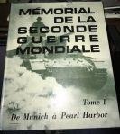 """""""Mémorial de la seconde guerre mondiale"""" 3 tomes format encyclopédie"""