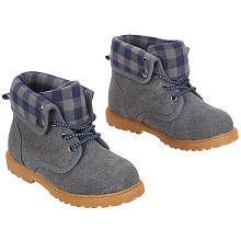 """Kids R Us Boys' Lace Up High Lumberjack Boots - Blue/Gray - Babies R Us - Babies """"R"""" Us"""