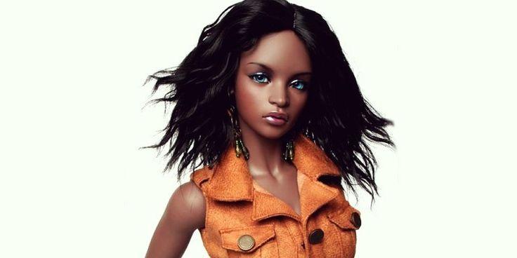 Si la vida me hubiera permitido escoger, hubiera elegido ser una mujer negra. Su piel es hermosa, tienen cuerpos perfectos, cantan como los ángeles y tienen ritmo hasta para estornudar. Es por esto mismo que considero que Barbie debió haber sido una mujer de raza negra. Vean qué muñecas tan más hermosas. Hubiera dado todo…