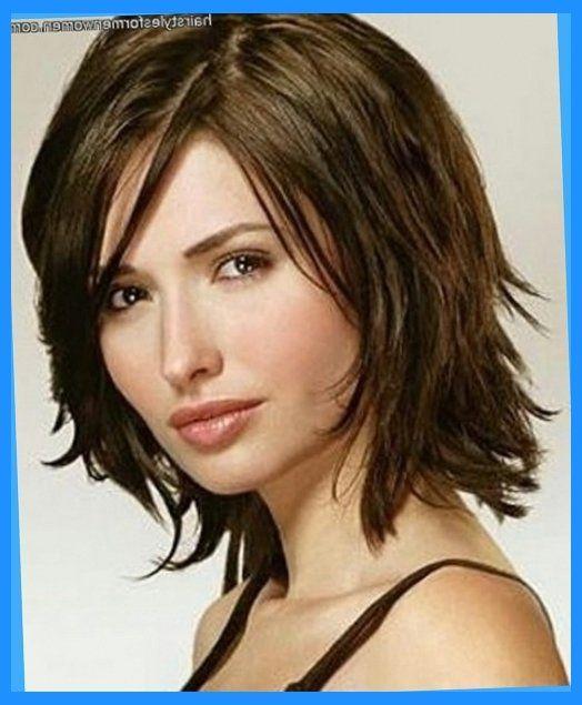 Medium Length Shag Hairstyles regarding medium length shag haircut For  Hairstyle
