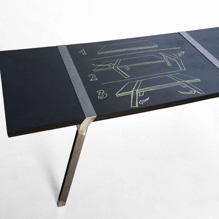 les 25 meilleures id es de la cat gorie treteaux metal sur pinterest table tr teau tr teaux. Black Bedroom Furniture Sets. Home Design Ideas