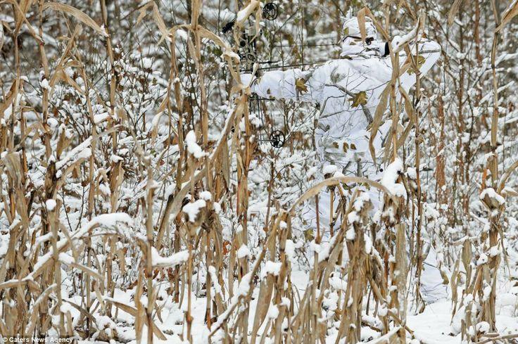 Realtree snow