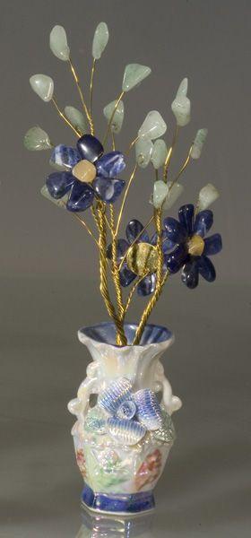 Цветы из камня - Синяя ночь