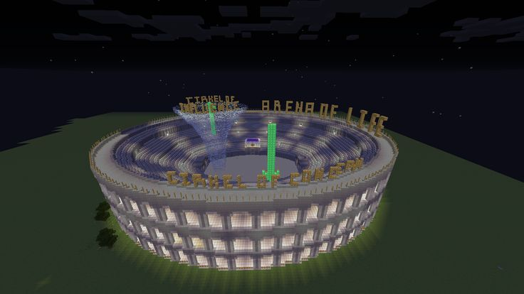 Week 5: Assignment. Re-done week 4 in 3D MineCraft 3/7