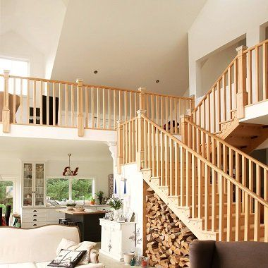 Timber Stair 26 Traditional Timber Stairs NZ