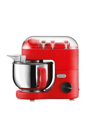 Bodum Bistro 5-Qt. Electric Stand Mixer (Red)