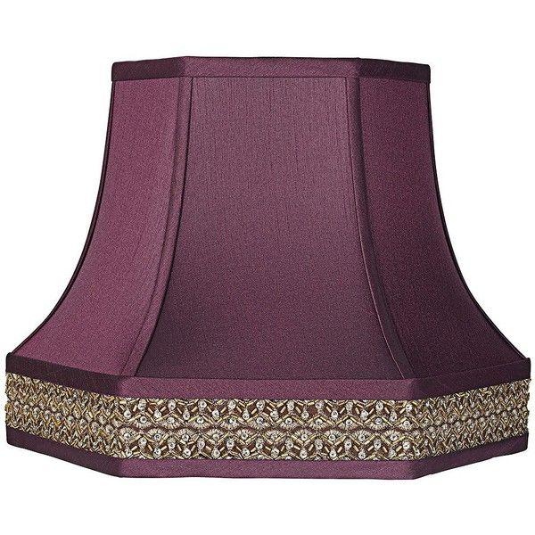 Die besten 25 purple lamp shade ideen auf pinterest for Purple beaded lamp shade