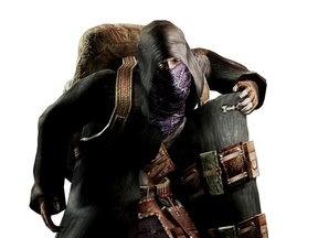 """""""not enough cash stranger!""""  the merchant from Resident Evil 4 Game"""
