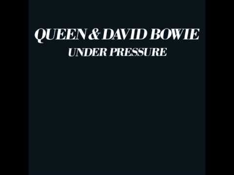 Queen & David Bowie Under Pressure (isolated vocal track)