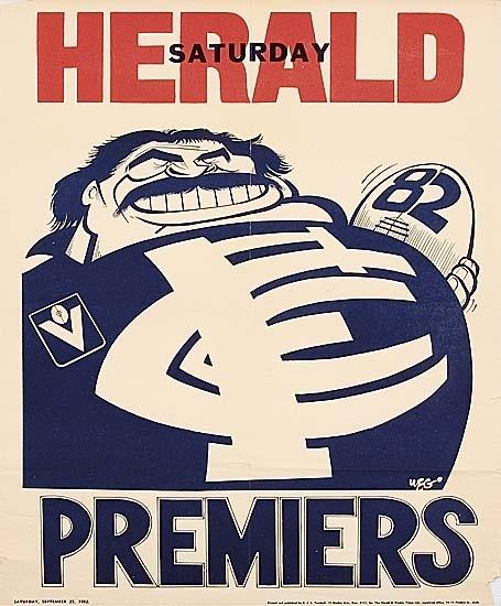 1982 WEG poster.