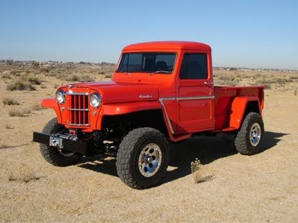 Willys jeep pickup pictures - Jeeps