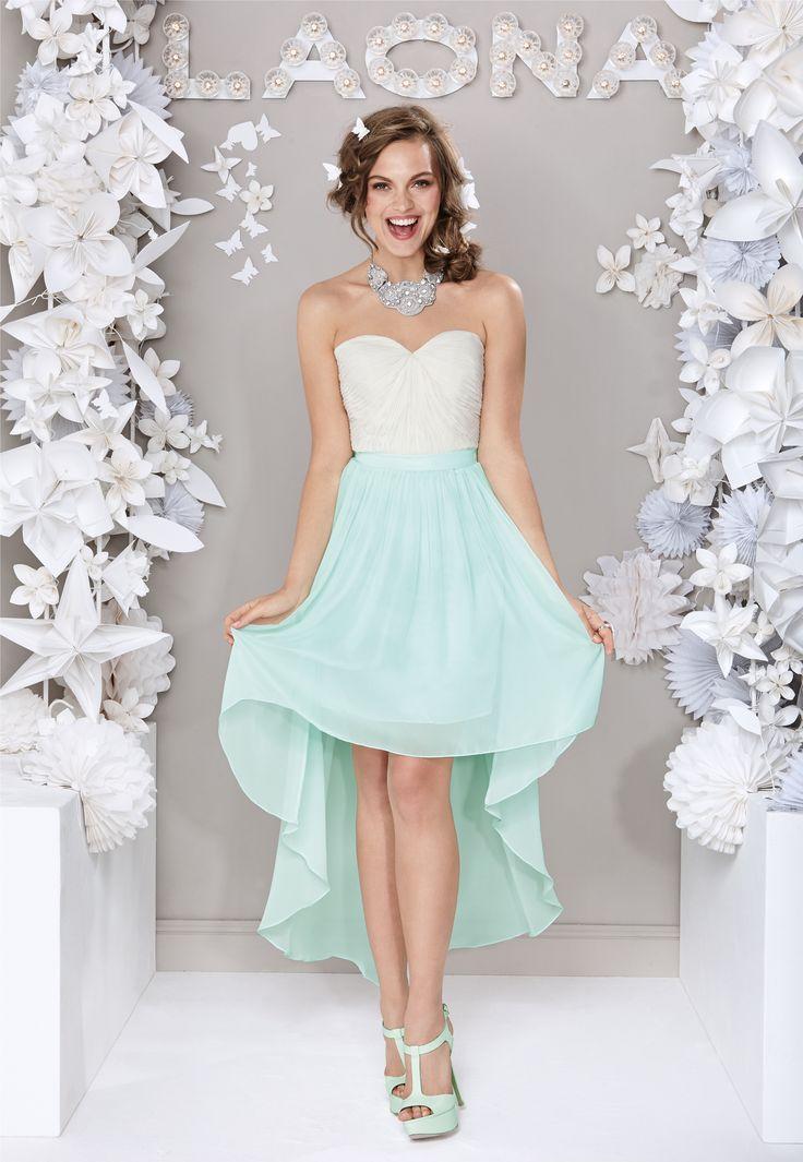 11 best LAONA Blossom Dream images on Pinterest | Chiffon dresses ...