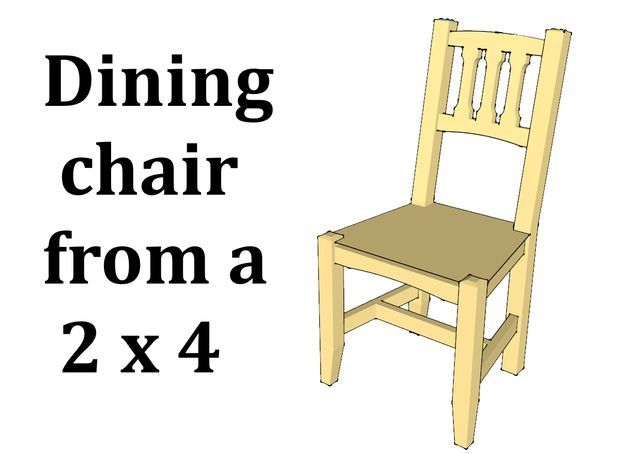 44 best images about chair repairs on pinterest pallet for 2x4 furniture plans free