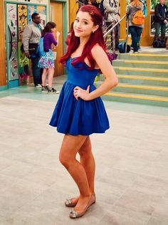 Ariana Grande change -