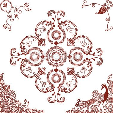 MehndiMehndi Design, Art Illustration