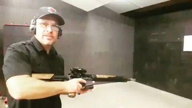 @Regrann from @thecanadiangunvault - Performing function testing with the CGV custom AR15 contest gun. She shoots fast!!! #custombuild #ar15 #ar15bulid #guncontest #sickguns #firearmfanatic #rifle #customguns #restricted #dailygundose #targetshooting #entertowin #woodfurniture #blackriflenomore #competitionguns #coltcanada #blackrifle #freedom #canada #canadiangunvaultvideo