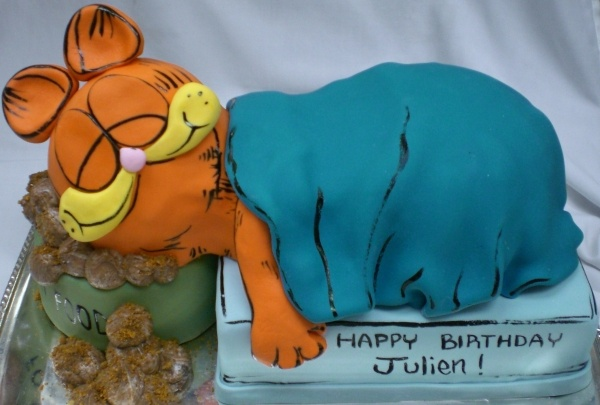 ... about Garfield on Pinterest | Lasagne, Cakepops and Garfield pictures