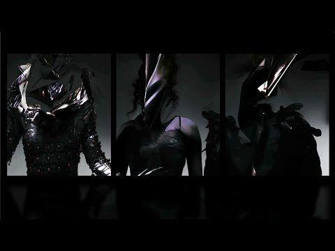 Black: 2015: Fashion Film - Nick Knight / Alexander McQueen - YouTube