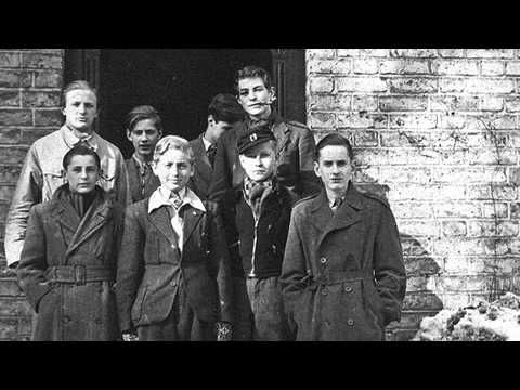 The Boys Who Challenged Hitler by Phillip Hoose - YouTube