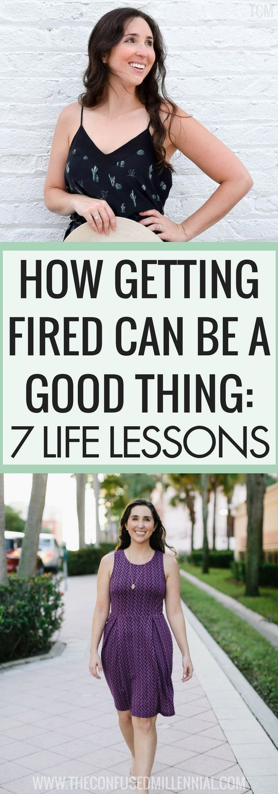 how getting fired can be a good thing 7 lessons - Coping With Getting Fired From A Job