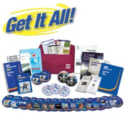 Flight Instructor / FOI Get It All Kit - DVD for Windows - Includes Knowledge Exam Prep & Checkride Prep (Oral & Flight) - Plus 17 additional flight skills courses & pilot gear - Guarantee you pass the FAA Knowledge Test and Checkride plus you'll save money on your overall flight training by being better prepared when you step into the cockpit.