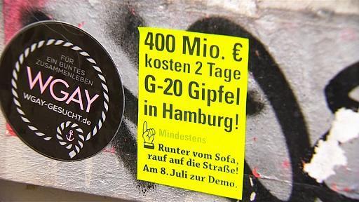 Auf Euronews: G20-Gipfel: Hamburg rüstet sich http://de.euronews.com/2017/06/20/g20-gipfel-hamburg-rustet-sich/