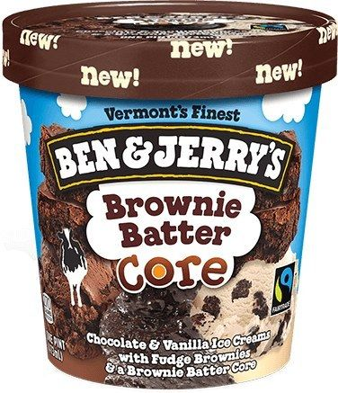 I got The New Brownie Batter Core! We Know Your Favorite Ben And Jerry's Flavor Based On Your Zodiac