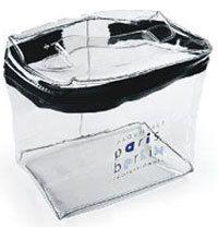 Buy Paris Berlin Cubed Clear Bag - Large | Guru Makeup