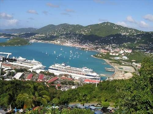 Charlotte Amalie -ABD Virgin Adaları
