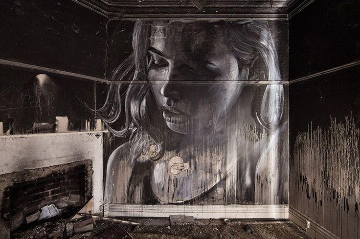 Τέχνη στα... ερείπια